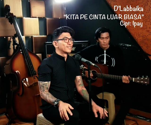 "D'Labbaika Rilis Single Pop Manado ""Kita Pe Cinta Luar Biasa"""