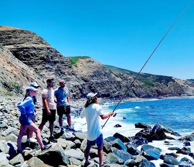 Angelurlaub Portugal mit Guide