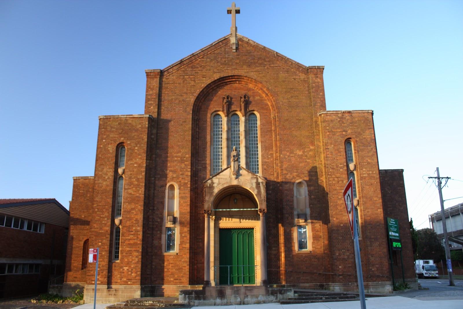Sydney City And Suburbs North Bondi St Anne 39 S Catholic Church