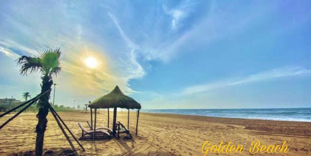 Golden beach odisha