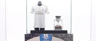 La Supercopa ya esta en el Tour del Bernabéu