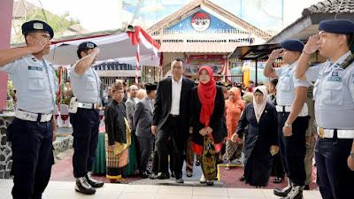Gubernur NTB Serahkan Remisi Umum 17 Agustus kepada (WBP) Lapas Kelas II Mataram