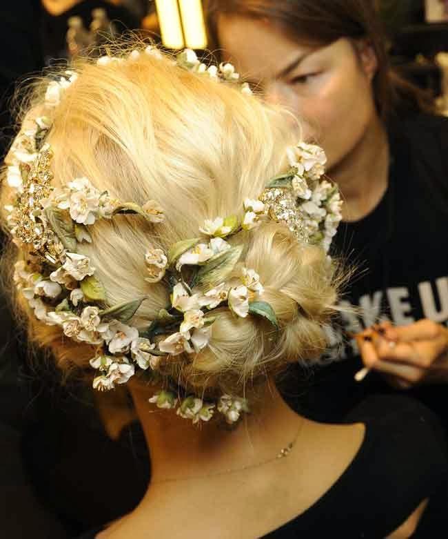Wedding Hairstyle 2014: Dam Brinoword: Wedding Hairstyles 2014