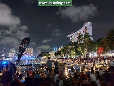 Marina Bay Sand Countdown Celebration