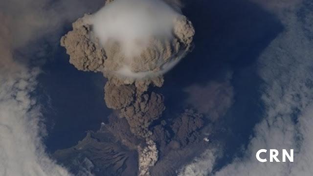 Un supervolcán amenaza  la Tierra