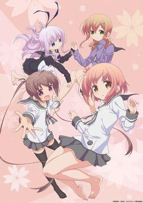 Anime Slow Start Memperlihatkan Main Character Di PVnya