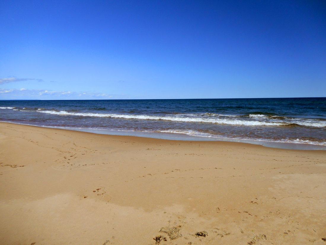 Il mare a Friseboda