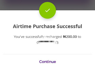 HOW TO BUY AIRTIME CREDIT FOR ALL SIMS WITH YOUR BANK OFFICIAL APP