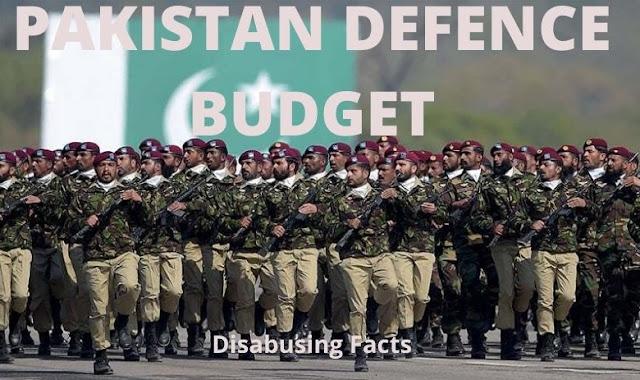 Pakistan Army Budget