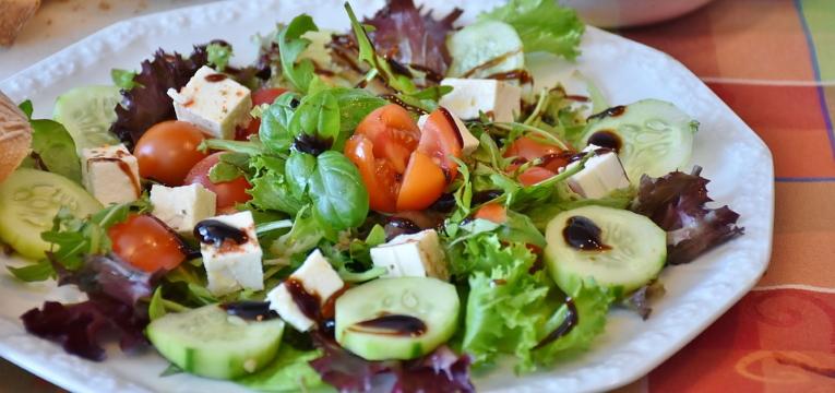 Salada para Churrasco