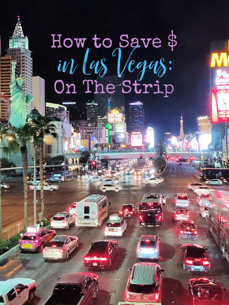 If you've also been looking forward to a trip to Las Vegas, or just wanted a getaway, here are some of my favorite ways to spend zero dollars there.