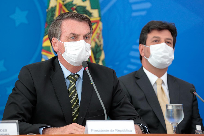 Em meio a crise com Bolsonaro