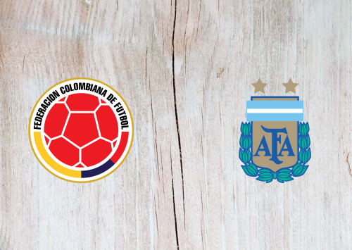Colombia vs Argentina -Highlights 09 June 2021