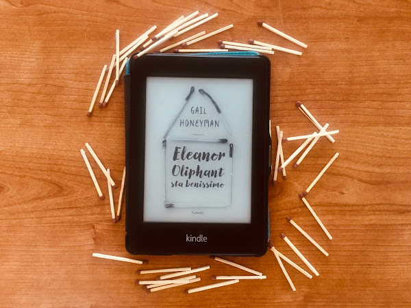 ELEANOR OLIPHANT STA BENISSIMO... - book review
