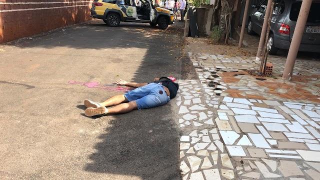 Homem é assassinado no Porto Belo