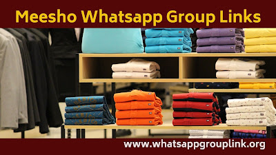 Meesho Whatsapp Group Link