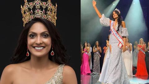 Mrs World 2020 es Sri Lanka