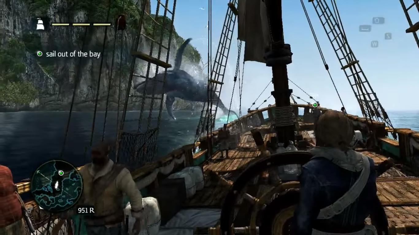 Assassins Creed IV Black Flag Repack R.G Mechanics ...