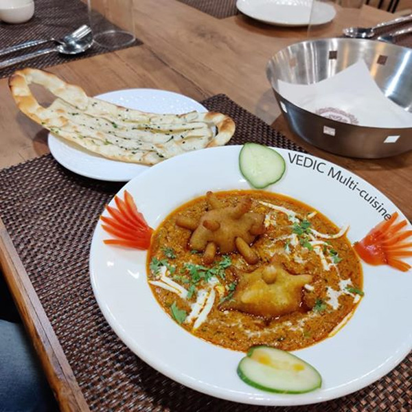 News, National, New Delhi, COVID-19, Food, Twitter, Facebook, Hotel, Jodhpur restaurant's special Covid Curry and Mask Naan have left people intrigued