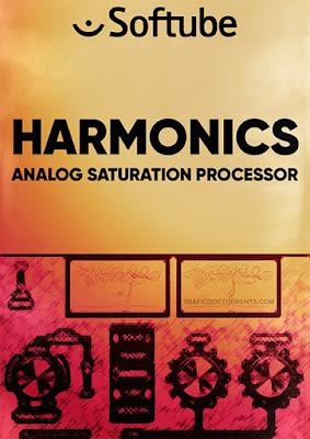 Cover do plugin Softube - Harmonics Analog Saturation Processor