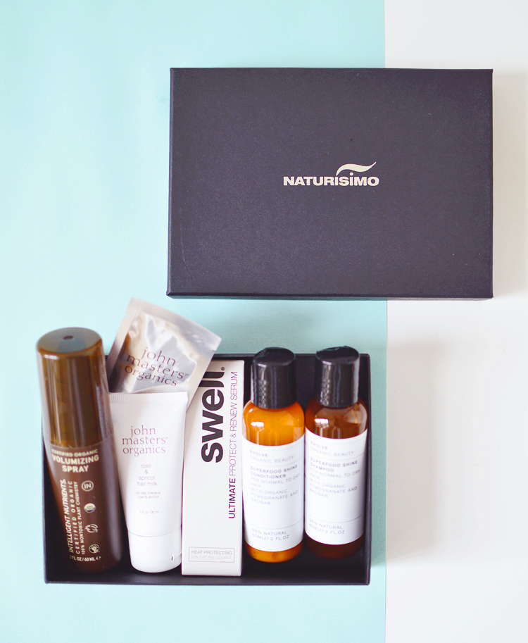 The Gorgeous Hair Discovery Box.