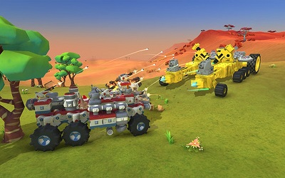 TerraTech Review | Gameplay