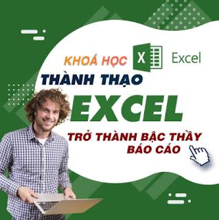 Khóa học TIN HỌC VP - Trở thành bậc thầy báo cáo với Excel [UNICA.VN ebook PDF EPUB AWZ3 PRC MOBI