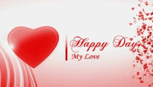 Happy Birthday Love Image for Couples