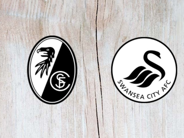 Watch Freiburg vs Swansea City - Highlights - 27 July 2018