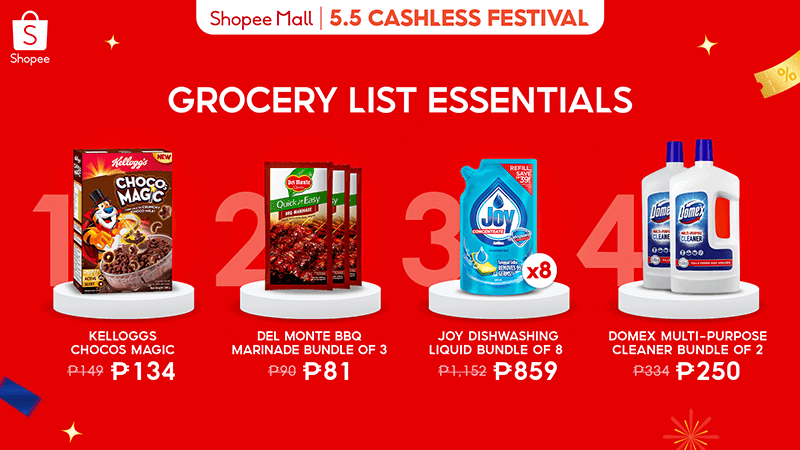 Bundles for your grocery essentials