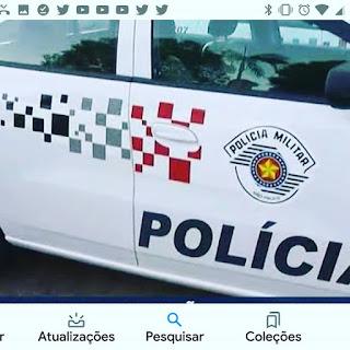 POLÍCIA MILITAR CAPTURA PROCURADO EM CAJATI COM CARRO FURTADO NO PARANÁ