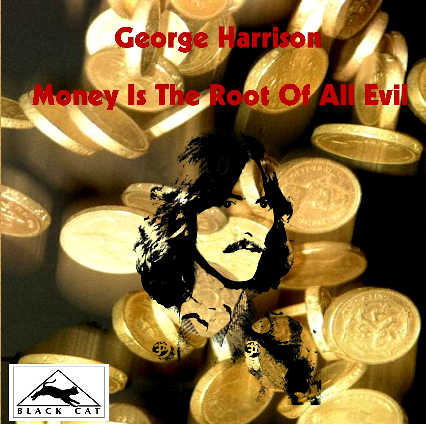 Money Is The Root Of All Evil Png: Beatles Radio Waves: BC027