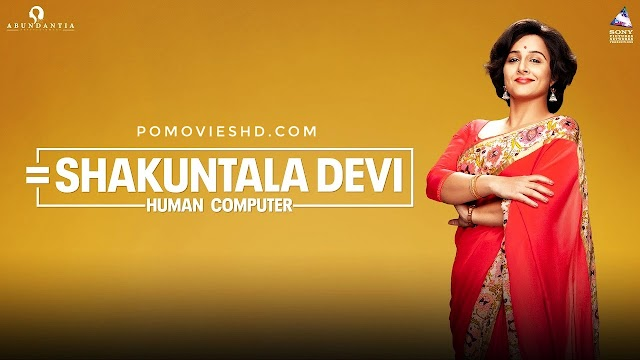 Shakuntala Devi (2020) HDRip HEVC 720p & 480p MEGA GDrive Download