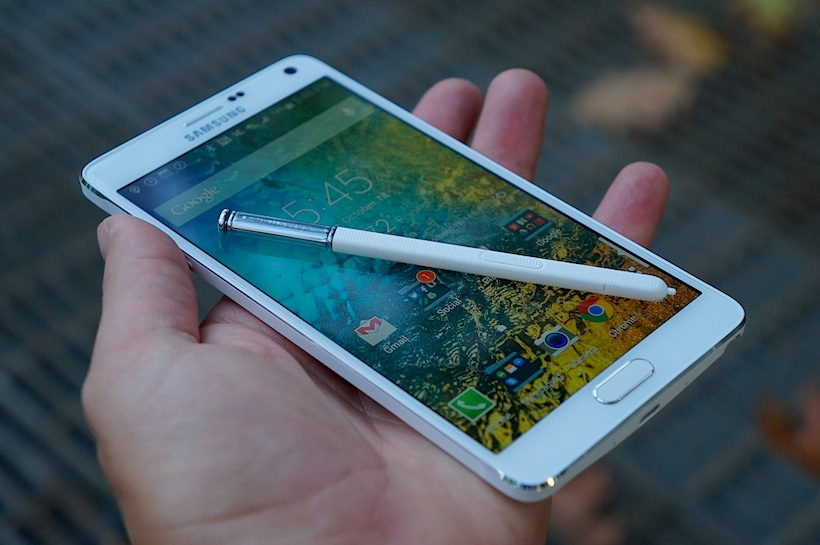 Come fare fermo immagine Samsung Galaxy Note 4 - Screenshot - Schermata
