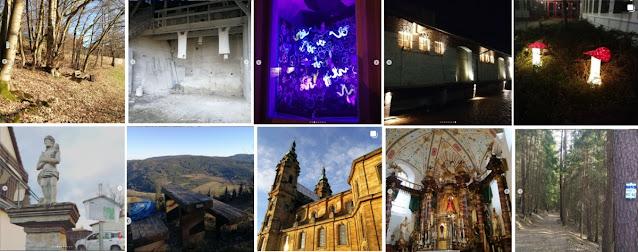 Collage Instagram-Fotos März 2021