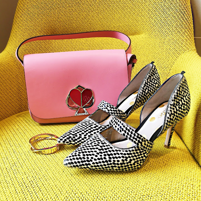 Boden Adrianna Shoes and Kate Spade Nicola Bag