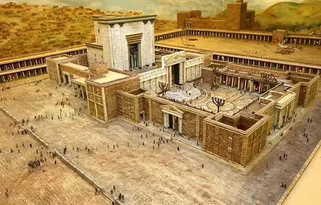 Rencana Yahudi Mendirikan Sulaiman Haikal