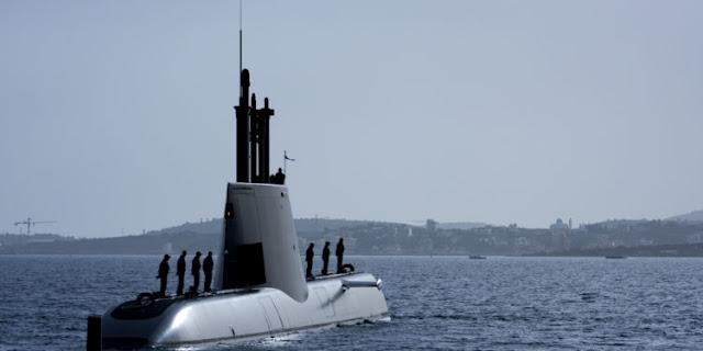 Ακόμα ψάχνουν οι Τούρκοι τα υποβρύχια 214
