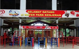 Tiket Masuk Waterpark Kenjeran (Kenpark) Surabaya