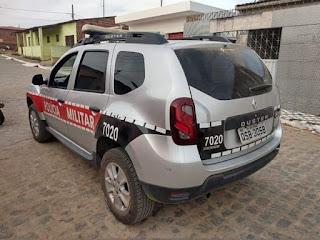 Policiais do 4° BPM prendem em Guarabira suspeito de violência doméstica