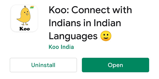 Koo App - Download for Android windows & ios