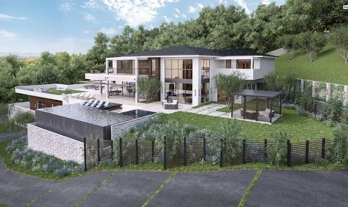 La nueva mansión de Nick Jonas