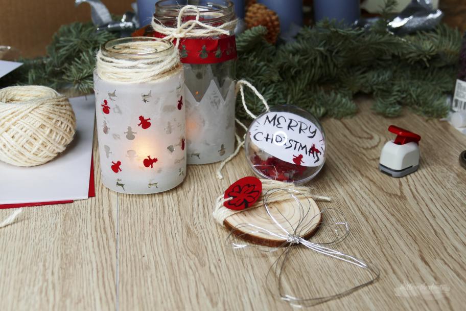 DIY Weihnachtsdeko schnell und einfach