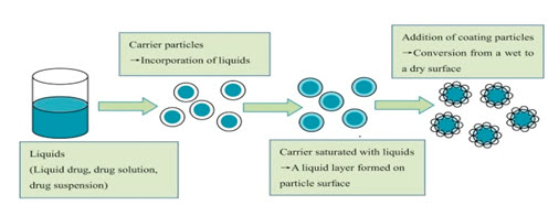 THEORETICAL CONCEPT OF LIQUISOLID SYSTEM