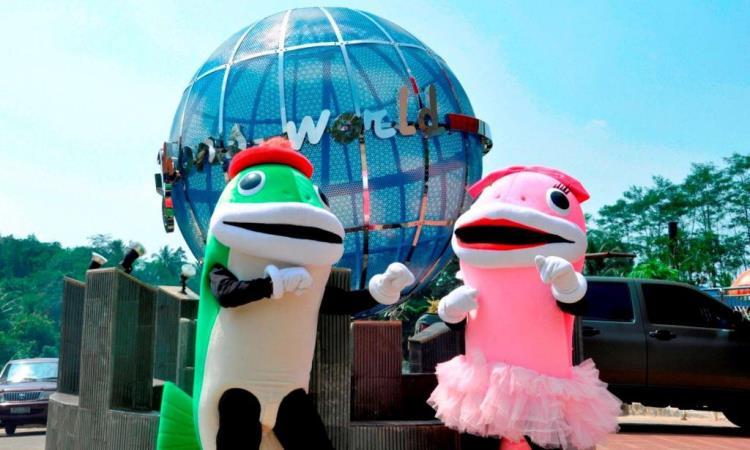 Jhon's Aquatic Resort, Tujuan Wisata Keluarga Favorit di Cianjur