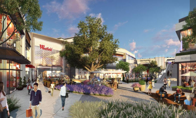 The San Jose Blog Valley Fair Expansion And Remodel