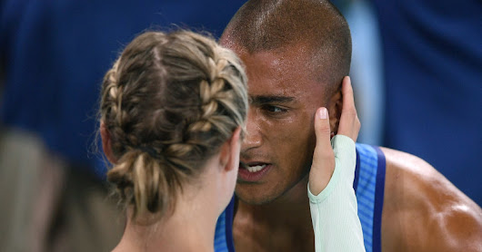 BBI NEWS: (NEWS )Decathlon Winner Ashton Eaton Repeats As The 'World's Greatest Athlete - BBI