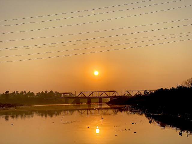 Mahanadi on Panchaka Purnima