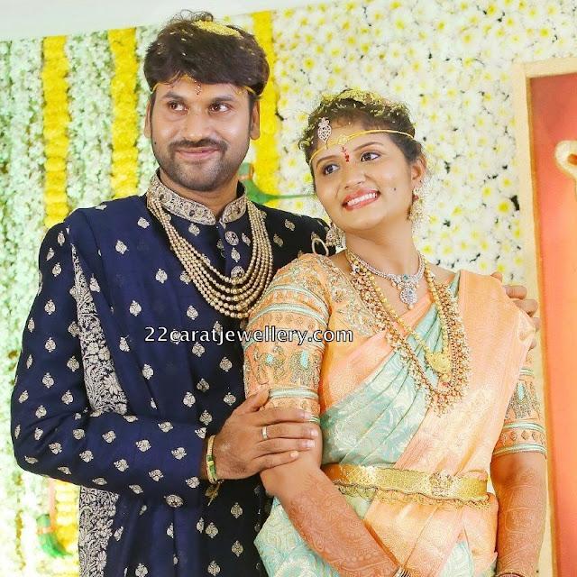 Ramesh Son Maharshi Wedding