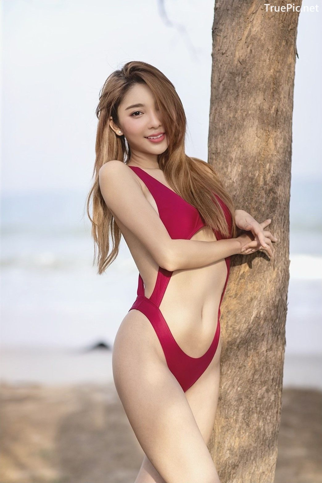 Image Thailand Model – Printlaaplus Zhaengchohm - Mixed Salad Bikini - TruePic.net - Picture-5